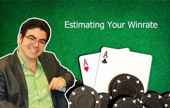 Ed Miller教你玩德州扑克之估算你的赢率