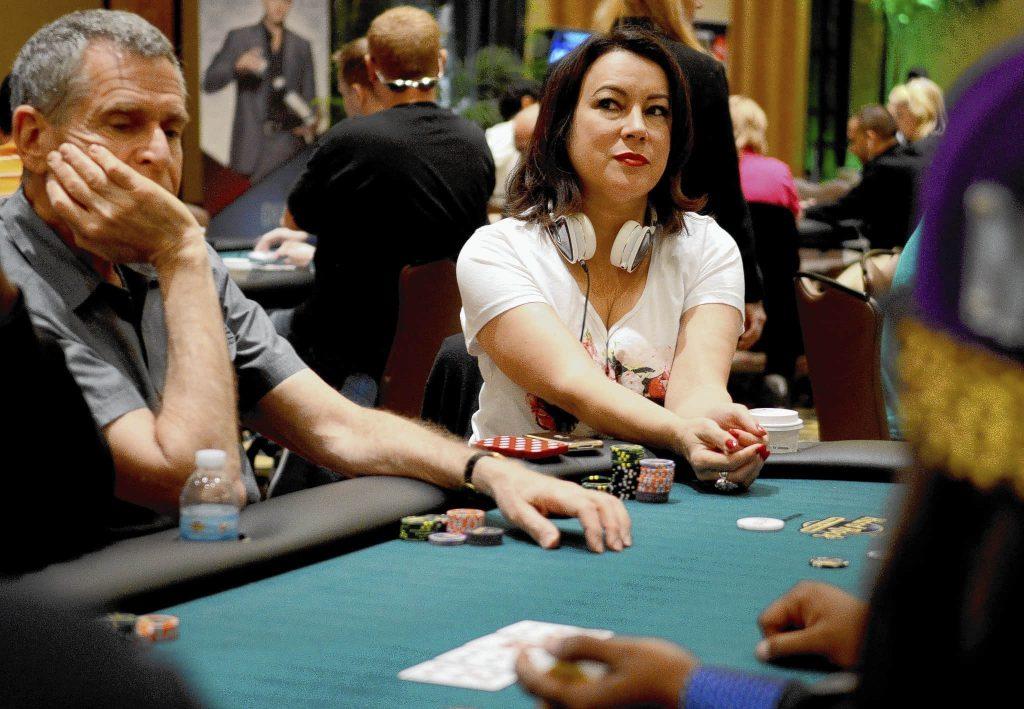 Jennifer Tilly, Maria Ho, Kara Scott入围2018女性扑克名人堂候选人名单