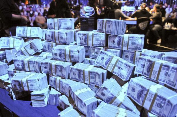 策略文章:WSOP:已举办赛事总奖池的71%被美国选手赢走