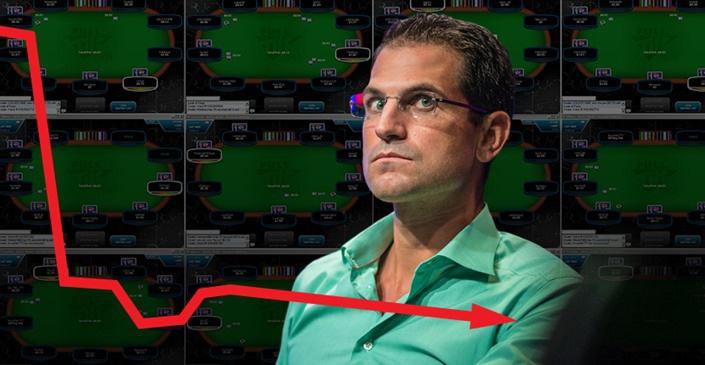 策略文章:Brandon Adams在线上牌场亏了140万美元!