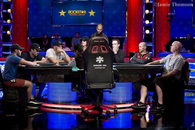 策略文章:扑克玩家锦标赛决胜桌诞生,Mizrachi还是筹码量领先者!
