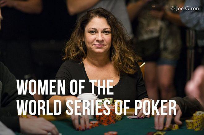 策略文章:WSOP女战士:Teresita Gutierrez出席WSOP第41项赛事
