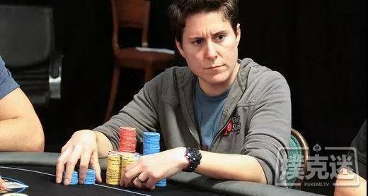 """退役""的Vanessa Selbst为慈善事业竞争WSOP主赛事"
