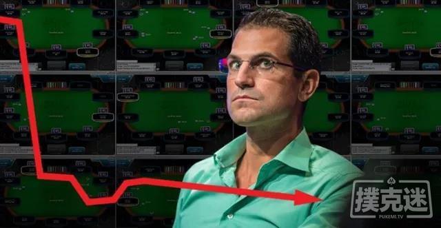 Brandon Adams在线上牌场亏了140万美元