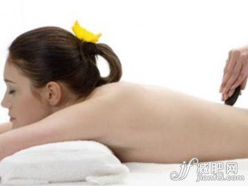 蜗牛扑克:中医点穴减肥法 轻松甩走厚脂肪