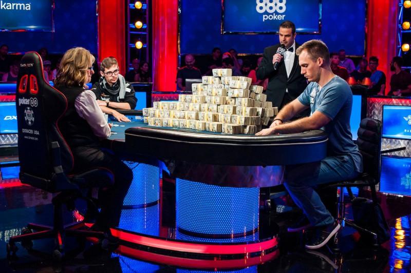 蜗牛扑克:万万没想到:Justin Bonomo公布一滴水与Fedor Holz协议分钱