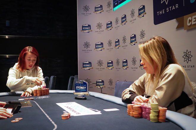 蜗牛扑克:Christine Hia取得悉尼锦标赛女士专场赛冠军