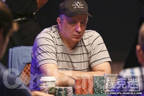 蜗牛扑克:Roland Israelashvili:没有金手链的WSOP钱圈常客牌手