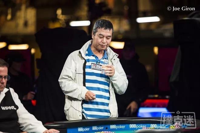 蜗牛扑克:WSOP主赛Labat是否应该放弃他的KK?