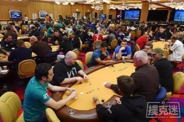 蜗牛扑克:多桌锦标赛不同牌面不同情况的下注量你了解多少?