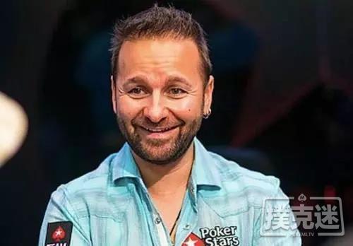 蜗牛扑克:Daniel Negreanu:个人扑克累积收入超过1亿美元是有可能的!