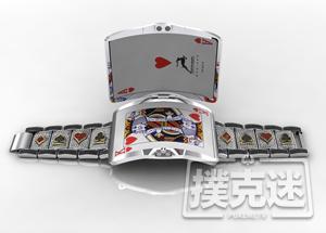 蜗牛扑克:2018WSOP主赛事冠军手链揭秘