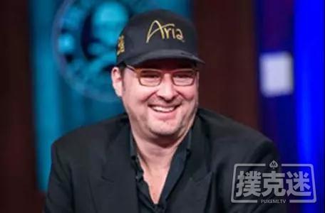 蜗牛扑克:备受争议的扑克顽童——Phil Hellmuth