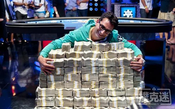 蜗牛扑克:扑克就是——用最困难的方式来赚最简单的钱