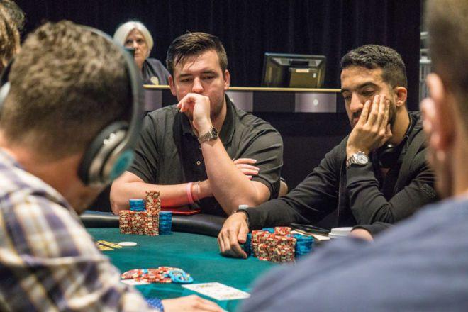 蜗牛扑克:2018 SHRPO公开赛三人奖金超过六位数