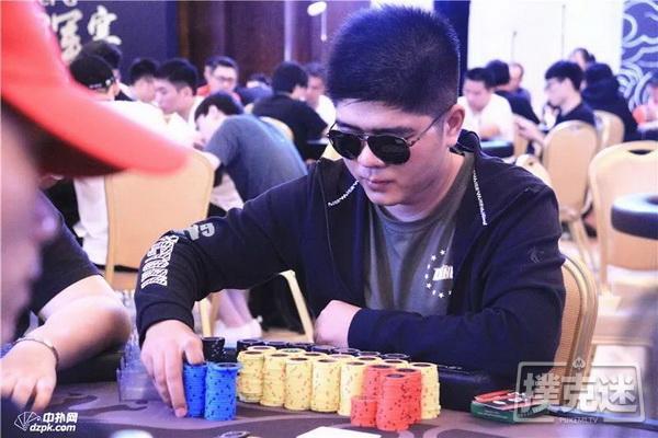 蜗牛扑克:2018CPG主赛事Day2:207人奖励圈打开86人晋级