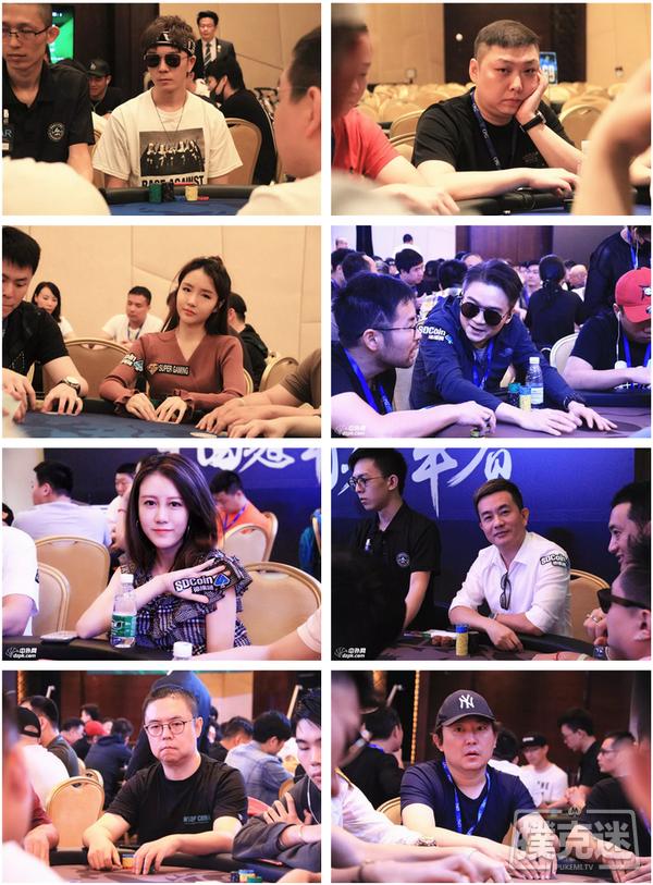 蜗牛扑克:2018CPG主赛Day1B:参赛数高达730人次成历届之最
