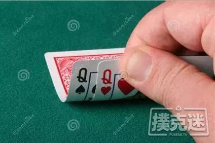 【蜗牛扑克】口袋对子QQ的基本玩法!