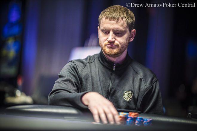 蜗牛扑克:David Peters暂时领先扑克大师赛0K主赛事!