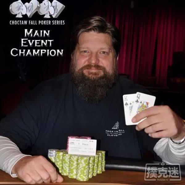 蜗牛扑克:扑克玩家Eric Thompson意外去世