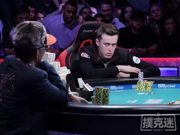 蜗牛扑克:WSOP主赛事亚军Gordon Vayo和扑克之星的法庭听证会将于11月举行