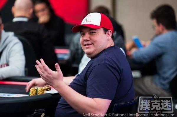 蜗牛扑克:这就是命!Shaun Deeb又在儿子生日当天取得WCOOP赛事冠军