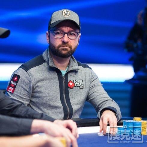 """蜗牛扑克:Daniel Negreanu:""""如果为钱而打牌,那么你会感到空虚"""""""
