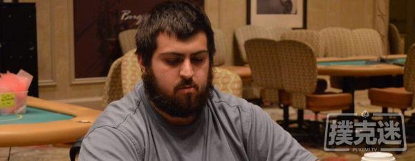 蜗牛扑克:Scott Blumstein克服严重嗜吃症