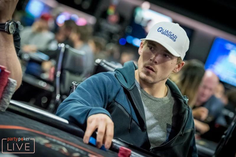 蜗牛扑克:GPI年度玩家排行榜:美国牌手Alex Foxen成功问鼎!