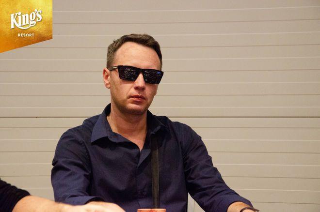 蜗牛扑克:WSOPE:Wojciech Wyrebski领跑终极10强