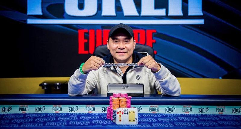 蜗牛扑克:2018 WSOPE:Hanh Tran赢得 €550底池限注奥马哈赛事冠军
