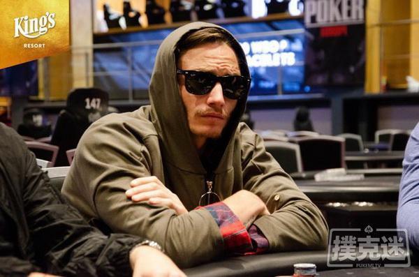 蜗牛扑克:WSOPE巨额筹码赛:Day 1C多位知名玩家晋级
