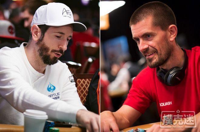 蜗牛扑克:Brian Rast和Gus Hansen《深夜德扑》牌局看点
