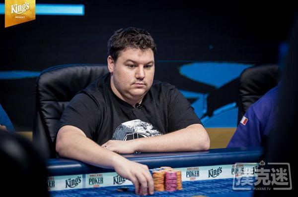 蜗牛扑克:WSOP年度最佳牌手:Shaun Deeb稳拿了