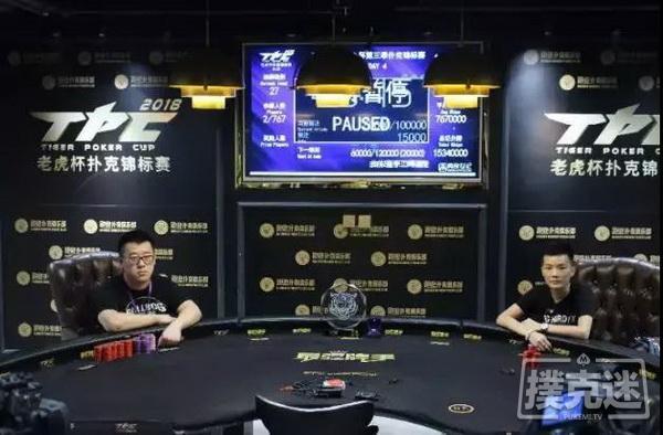 蜗牛扑克:老虎杯历史第一人!专访第三季冠军何小乙