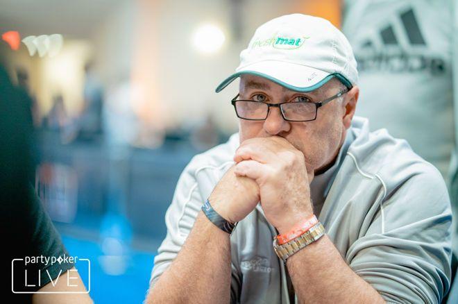 蜗牛扑克:Giuseppe Iadisernia取得partypoker加勒比海扑克盛会,000超级豪客赛冠军!