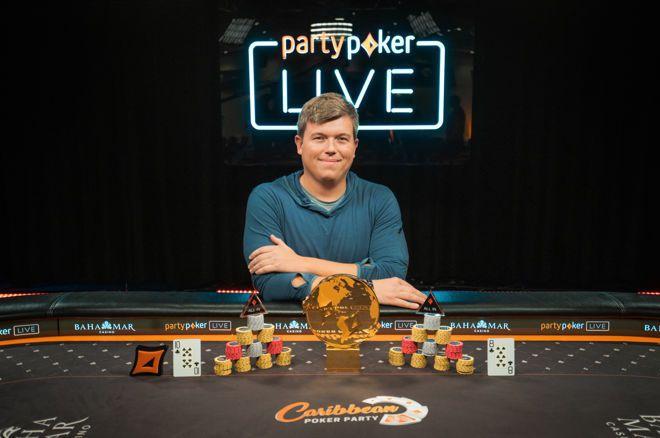 蜗牛扑克:Roger Teska取得加勒比海扑克盛会,500百万赛事冠军!
