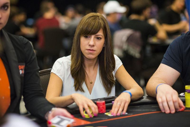 蜗牛扑克:Kristen Bicknell有望蝉联GPI年度最佳女性牌手