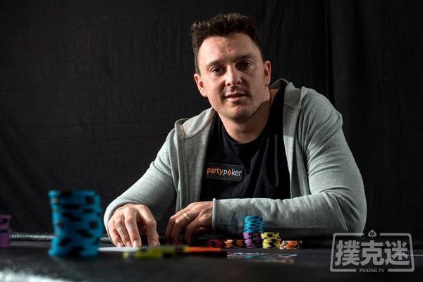 蜗牛扑克:成功牌手Sam Trickett谈外人不知道的一些事