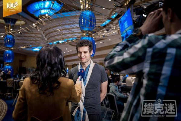 蜗牛扑克:对话两条WSOP金手链冠军Michael Addamo