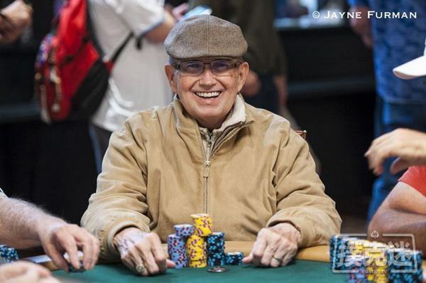蜗牛扑克:扑克名人堂成员Jack McClelland重回牌桌谈自己看好的名人堂候选人