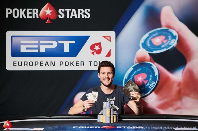 蜗牛扑克:EPT布拉格站€25,000单天豪客赛:Thomas Boivin夺冠,O'Dwyer获得亚军!