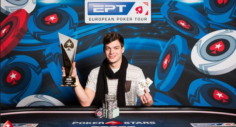 蜗牛扑克:Paul Michaelis夺冠2018欧洲扑克巡回赛布拉格站主赛事!