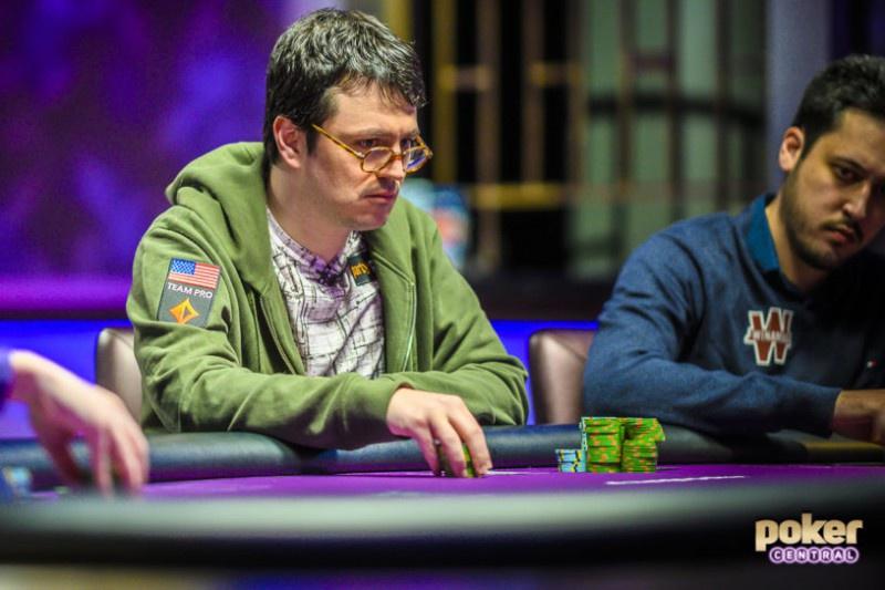 蜗牛扑克:超级豪客碗Day2:钱圈诞生,Isaac Haxton领跑!