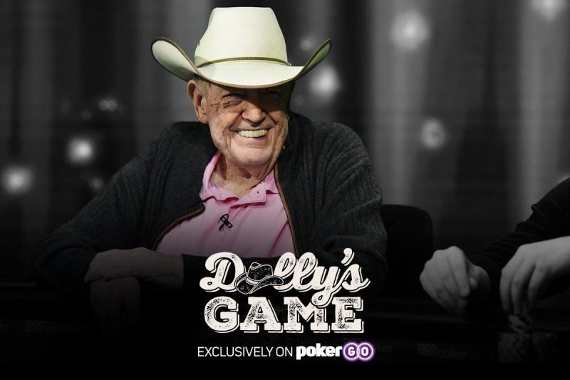 蜗牛扑克:PokerGo推出《多利的牌局》,Doyle Brunson等一众豪客玩家将亮相