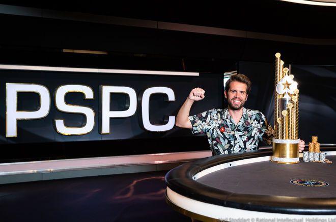 蜗牛扑克:Ramon Colillas夺冠PSPC,从0到510万刀的传奇!