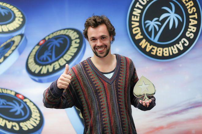 蜗牛扑克:Ole Schemion斩获http://www.allnewpokerblog.com/wp-content/uploads/2019/01/1547319858681637.jpg,100 PCA国家赛冠军,奖金8,220