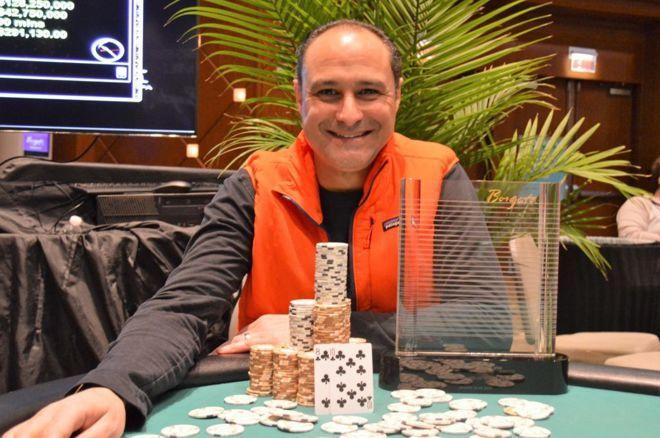 蜗牛扑克:Pascal Zaklama赢得2019百佳塔冬季扑克公开赛主赛冠军,奖金8,695