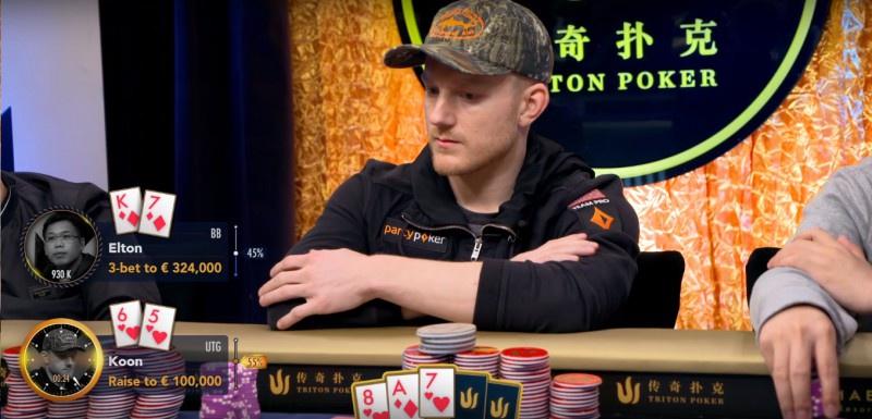 蜗牛扑克:Jason Koon担任传奇扑克代言人