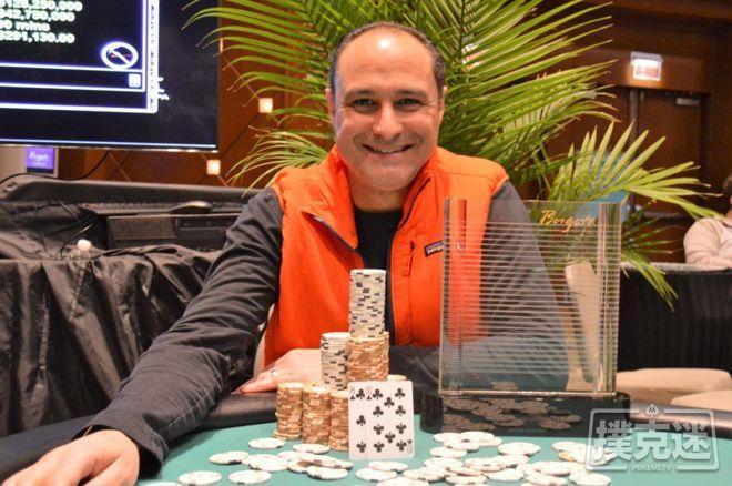 蜗牛扑克:Pascal Zaklama赢得2019百佳塔主赛冠军